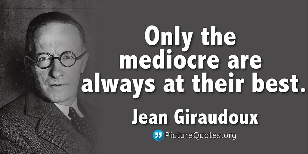 Giraudoux Quote