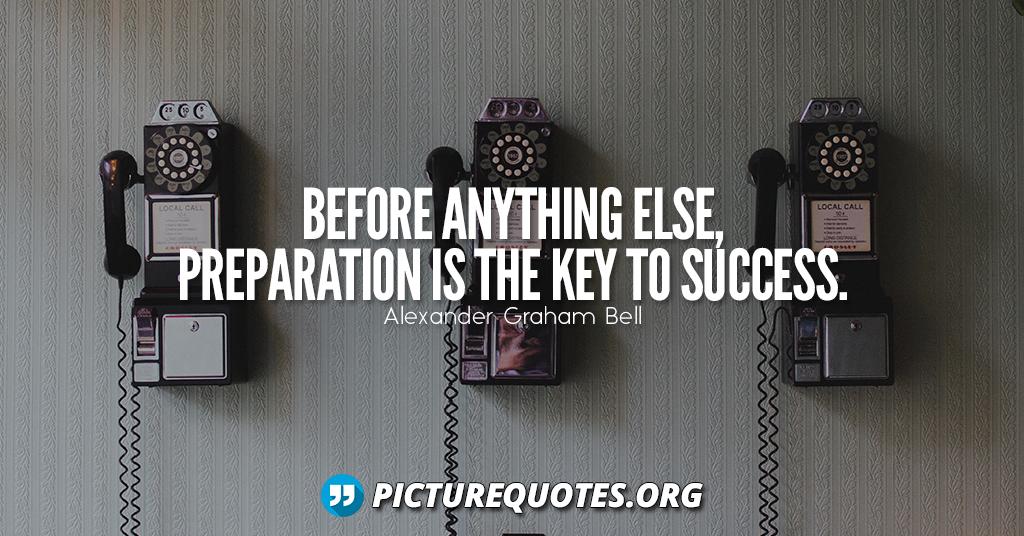 Alexander Graham Bell Quote