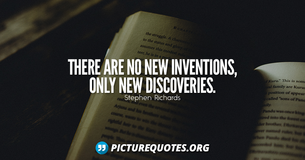Stephen Richards Quote