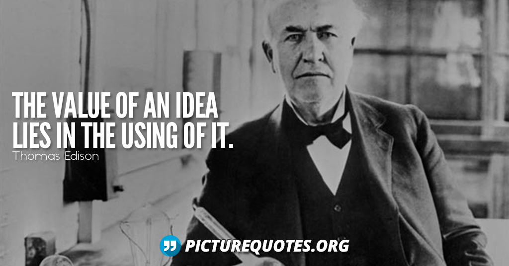 Thomas Edison Quote3